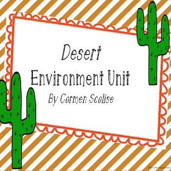 Desert Environment Unit