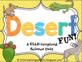 Desert Fun - A Science Unit