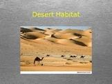 Desert Habitat PowerPoint