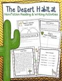 Desert Habitat Informational Unit