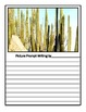Desert Habitat Writing Picture Prompt Printables