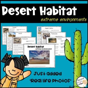 Desert Habitat....an extreme environment