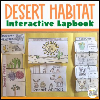 Desert: Interactive Lapbook