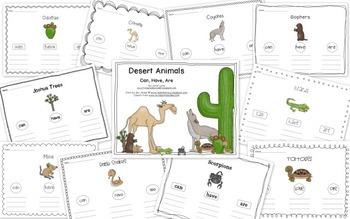 Desert Life Investigations