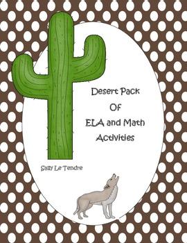 Desert Life Pack