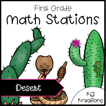 Desert Math Stations