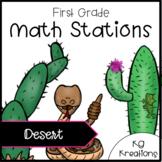 Desert Math Stations