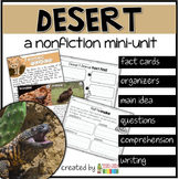 Desert Nonfiction Reading