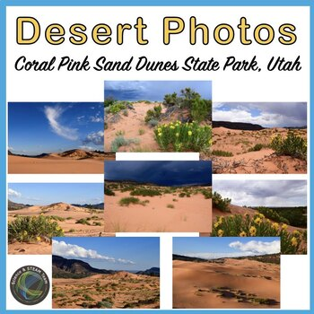 Geography: Desert Photos