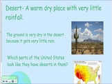 Desert Plant and Animal Adaptations