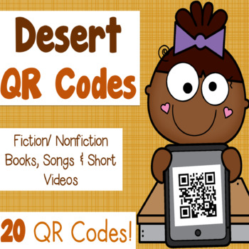 Desert QR Codes