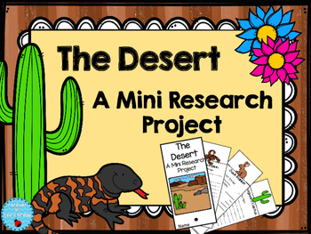 Desert Research Project