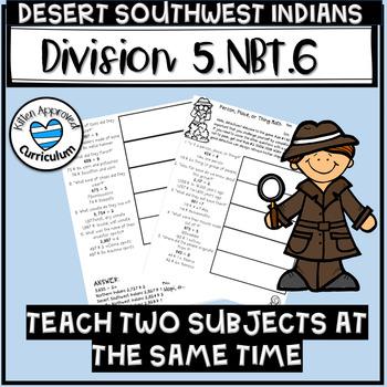 5th Grade Division Activities 5.NBT.6