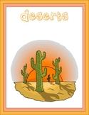 Deserts Thematic Unit