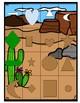 Desert Theme Barrier Game