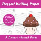 Desert Themed Writing Paper