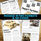 Desert Tortoise: Informational Article, QR Code Research & Fact Sort