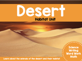 Desert Unit Plan