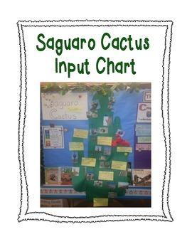 Desert Unit: Saguaro Cactus