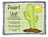 Desert Unit for Early Elementary