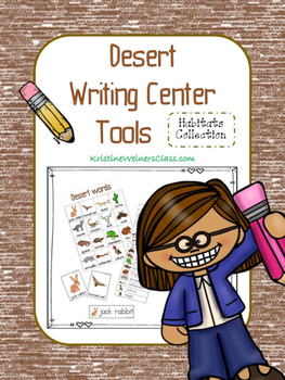 Desert Writing Center Tools: Habitat Words