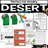 Desert habitat unit