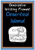 Descriptive Writing Prompt