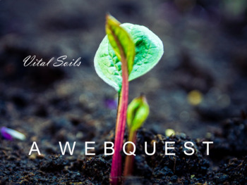 Desertification: Webquest with Worksheet