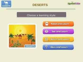 Deserts Ecosystem