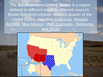 Deserts of the Southwest
