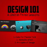 Design 101: A Unit in Three Lessons