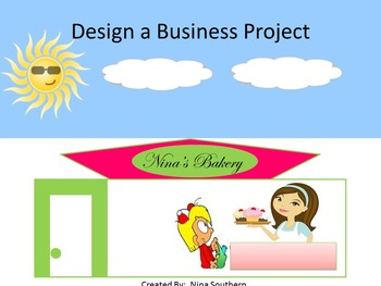 Design A Business Project