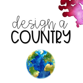 Design A Country Project