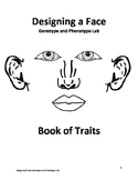 Design A Face Genotype and Phenotype Drawing Guide