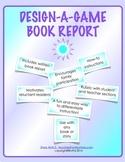 Design A Game Book Report