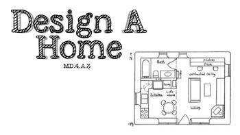 Design A Home Inquiry Unit- Measurement Perimeter and Area