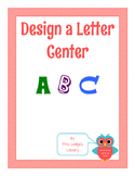 Design A Letter Library Center