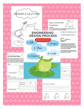 Design A Lilly Pad
