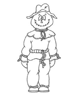 Design A Scarecrow