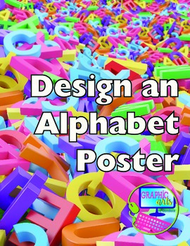 Design An Alphabet Poster for Children