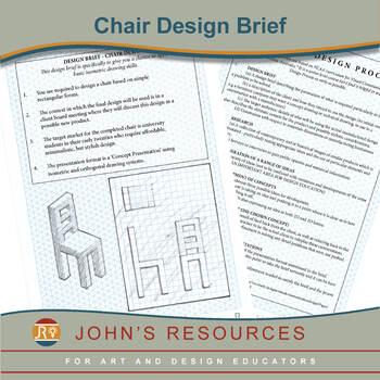 Design Brief - Chair Design