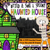 Design, Build & Sell a Haunted House - Project -Based Learning-STEM -Halloween