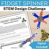 Design Challenge - Fidget Spinners (Engineering, MS-ETS1-1)