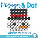 Design & Dot: Winter Articulation NO-PREP