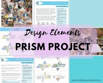 Design Element Prism Unit of Work