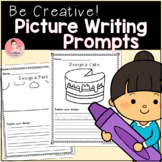 Be Creative Writing Prompts for Kindergarten