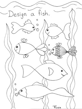 Design Me Activities for Back to School