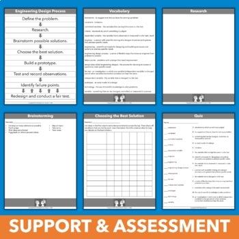 Design Process - 10 Simple STEM Challenges