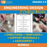 Engineering Design Process - 10 Simple STEM Activities and Challenges