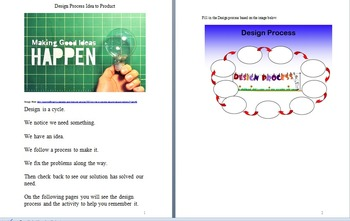 Design Process Activity
